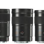 Leica S System Lenses