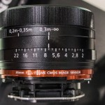 Sony RX1 Lens