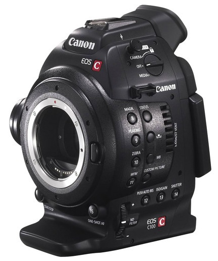 Deal: Canon EOS C100 for $1299