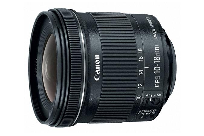 Deal: Canon EF-S 10-18mm f/4.5-5.6 IS STM Lens for $199