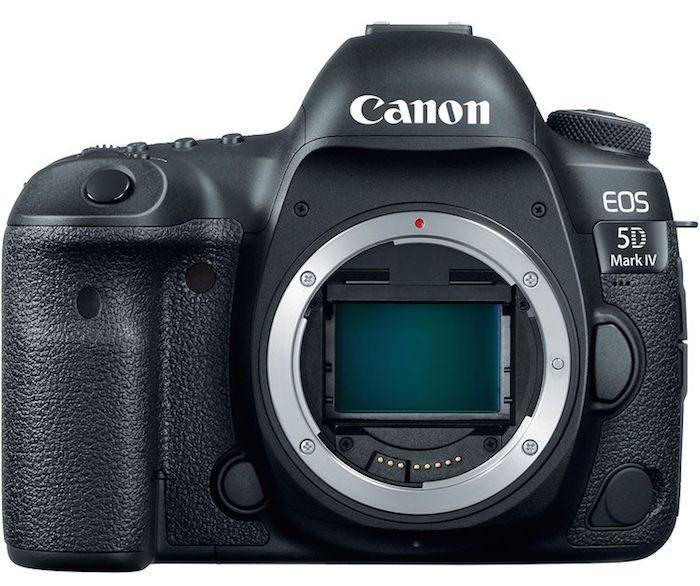 Deal: Canon 5D Mark IV for $1999