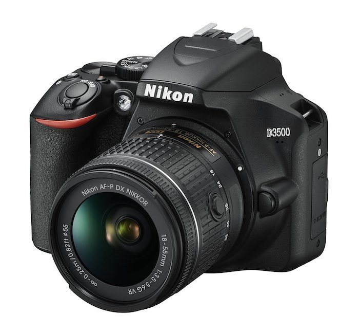 Deal: Nikon D3500 2-Lens Kit for $396