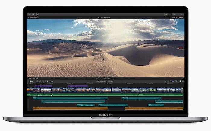 Apple Updates the MacBook Pro with 8-Core Processors