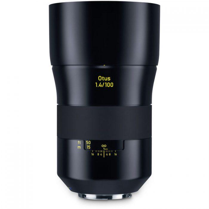 Zeiss Otus 100mm f/1 4 Lens Now In Stock