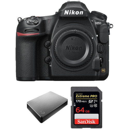 Nikon D850 Hits Lowest Price Ever at $2796