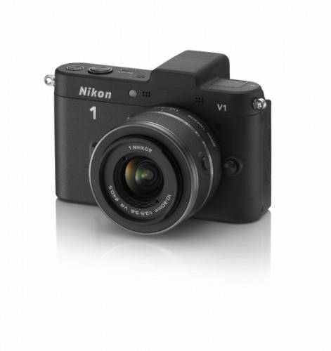 Nikon V1 with 10-30mm Kit Lens