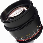 Samyang 85mm Cine Lens