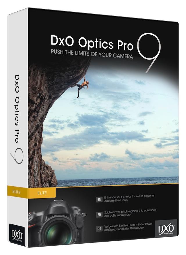 Dxo Optics Pro 12