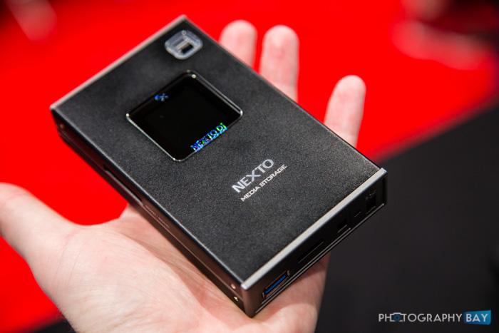 Nexto Di Nd2901 Portable Memory Card Backup Device