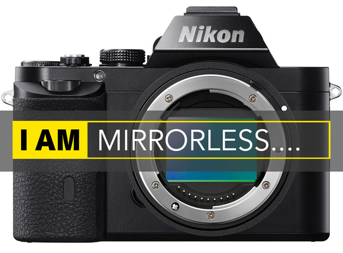 Nikon Full Frame Mirrorless Camera With F Mount Rumored