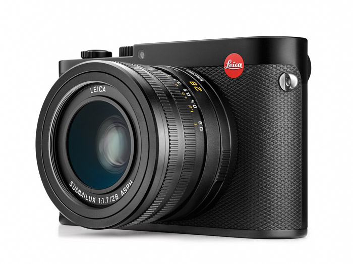 Leica Q Full Frame Fixed Lens Camera Unveiled